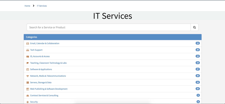 Knowledge Base Article - Service Portal